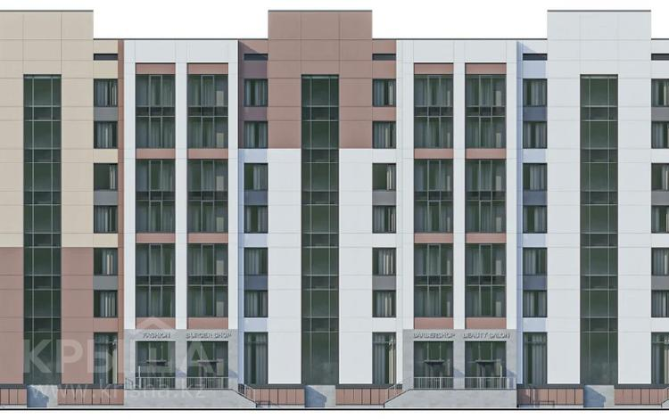 3-комнатная квартира, 103.25 м², Жамбыл — С187 за ~ 25.3 млн 〒 в Нур-Султане (Астана)