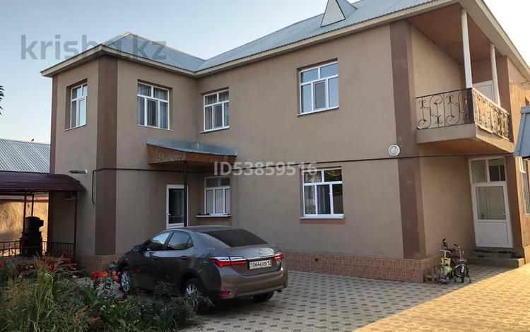6-комнатный дом, 230 м², 10 сот., Кокарал 22 за 42 млн 〒 в Шымкенте, Абайский р-н