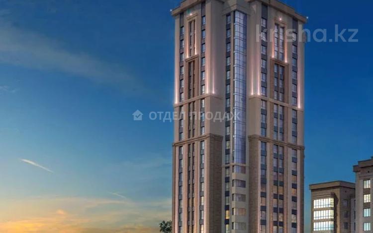 2-комнатная квартира, 84.89 м², Туран за ~ 37.4 млн 〒 в Нур-Султане (Астана), Есиль р-н