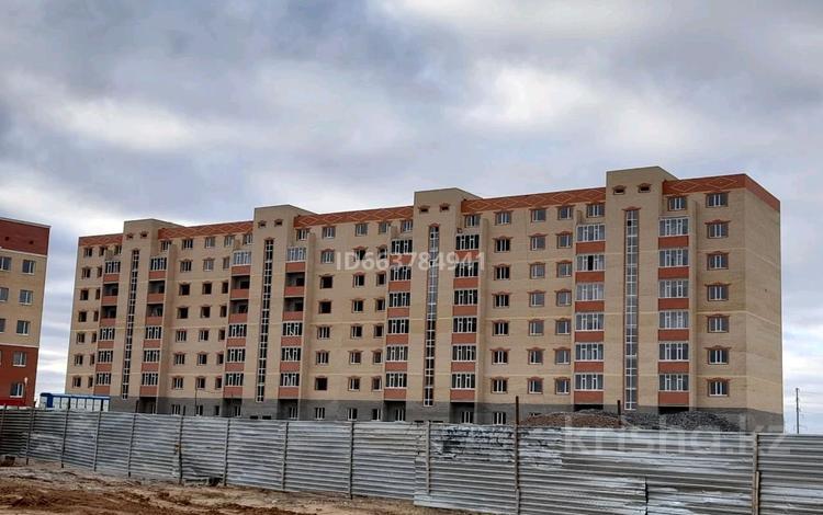 1-комнатная квартира, 50 м², 6/8 этаж, Халел Досмагамбетова за 8.1 млн 〒 в Актобе, мкр. Батыс-2