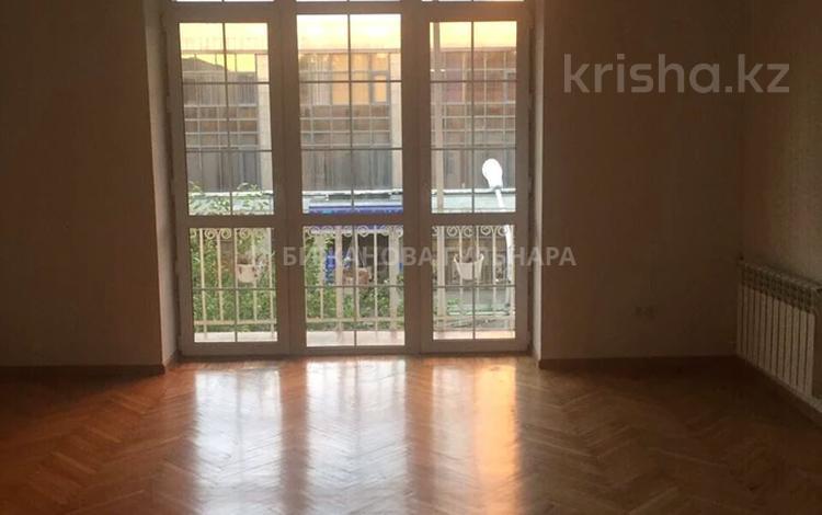 3-комнатная квартира, 100 м², 3/3 этаж помесячно, Зенкова 15 — Гоголя за 140 000 〒 в Алматы, Медеуский р-н