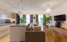 3-комнатная квартира, 111 м², 11/13 этаж, мкр Мамыр-7, Шаляпина 21 за 117 млн 〒 в Алматы, Ауэзовский р-н