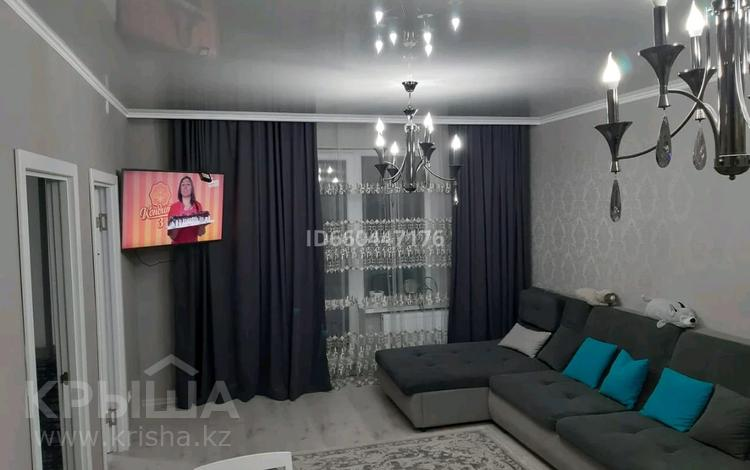 3-комнатная квартира, 74 м², 7/18 этаж, Брусиловского 167 за 38 млн 〒 в Алматы, Алмалинский р-н