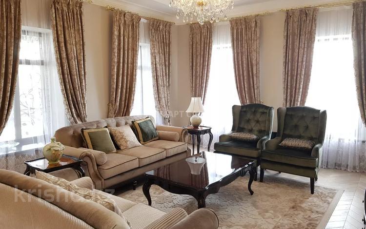 7-комнатный дом, 543 м², 20 сот., Панфилова за 499 млн 〒 в Нур-Султане (Астана), Алматы р-н