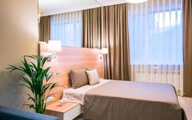 1-комнатная квартира, 40 м², 3/6 этаж посуточно, Кабанбай батыра 58Бк3 за 18 000 〒 в Нур-Султане (Астана), Есиль р-н