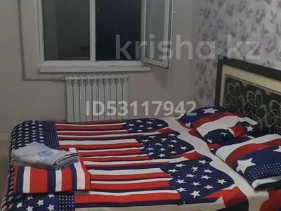 3-комнатная квартира, 60 м², 4/5 этаж посуточно, улица Джангильдина 7 — Пл.Аль-фараби-Джангельдина за 18 000 〒 в Шымкенте, Аль-Фарабийский р-н — фото 4