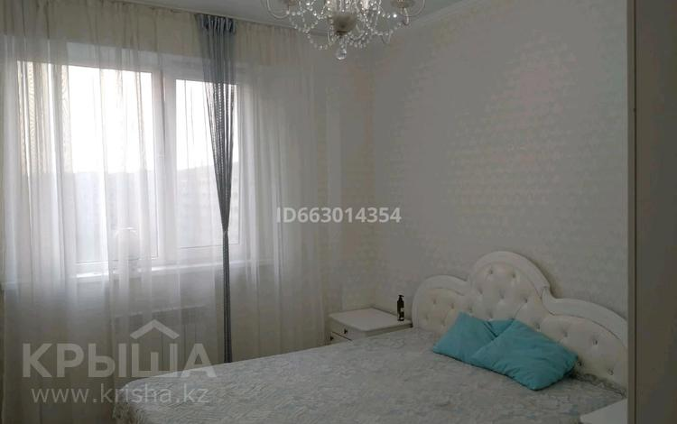 2-комнатная квартира, 55 м², 8/12 этаж, мкр Жетысу-1 28а за 31 млн 〒 в Алматы, Ауэзовский р-н