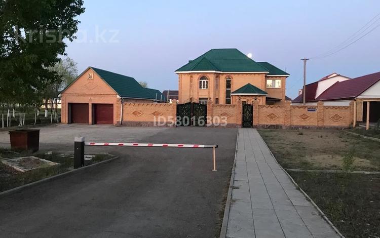 6-комнатный дом, 390 м², 10 сот., 6-я Костанайская 1 за 135 млн 〒