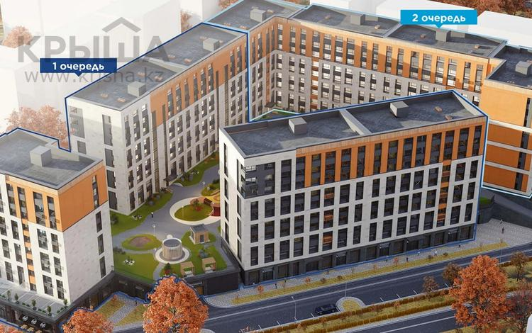 1-комнатная квартира, 49.41 м², Абылхаир хана — Жумагалиева за ~ 15.2 млн 〒 в Атырау