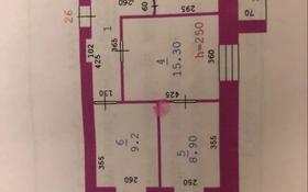 3-комнатная квартира, 61 м², 7/9 этаж, мкр 5 18 за 14 млн 〒 в Актобе, мкр 5