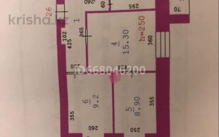 3-комнатная квартира, 61 м², 7/9 этаж, мкр 5 18 за 13.5 млн 〒 в Актобе, мкр 5