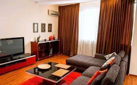 3-комнатная квартира, 90 м², 13/14 этаж помесячно, Тимирязева 5 за 300 000 〒 в Алматы, Бостандыкский р-н