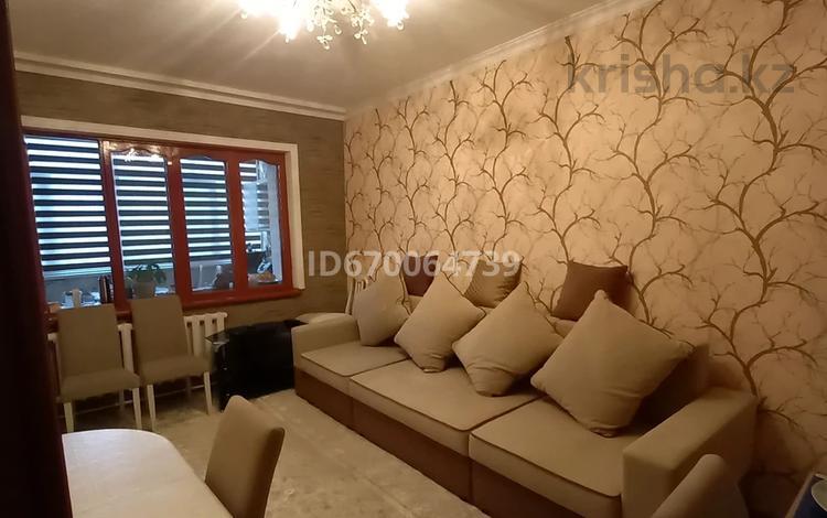 3-комнатная квартира, 70 м², 3/5 этаж, Толе би 76 за 29.5 млн 〒 в Таразе
