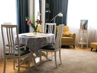 2-комнатная квартира, 82 м², 8/20 этаж на длительный срок, Байтурсынова 1 за 250 000 〒 в Нур-Султане (Астане), Алматы р-н