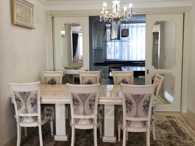 4-комнатная квартира, 159 м², 15/25 этаж помесячно, Рахимжана Кошкарбаева 8 за 460 000 〒 в Нур-Султане (Астана) — фото 2