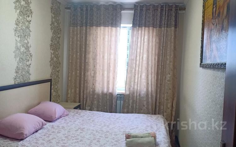 2-комнатная квартира, 45 м², 5/5 этаж посуточно, Толе би 43 — Карахан за 9 000 〒 в Таразе