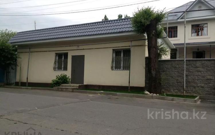 Офис площадью 54 м², Уштобинская 69 — Кабилова за 150 000 〒 в Алматы, Медеуский р-н