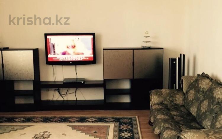3-комнатная квартира, 125 м², 5/16 этаж помесячно, Ташенова 7 за 185 000 〒 в Нур-Султане (Астана), р-н Байконур