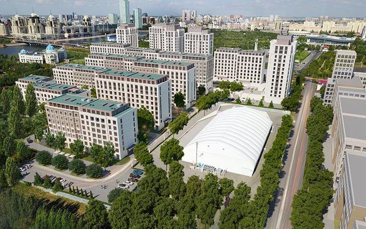 4-комнатная квартира, 207.22 м², Туран 5 за ~ 95.3 млн 〒 в Нур-Султане (Астана), Есиль р-н