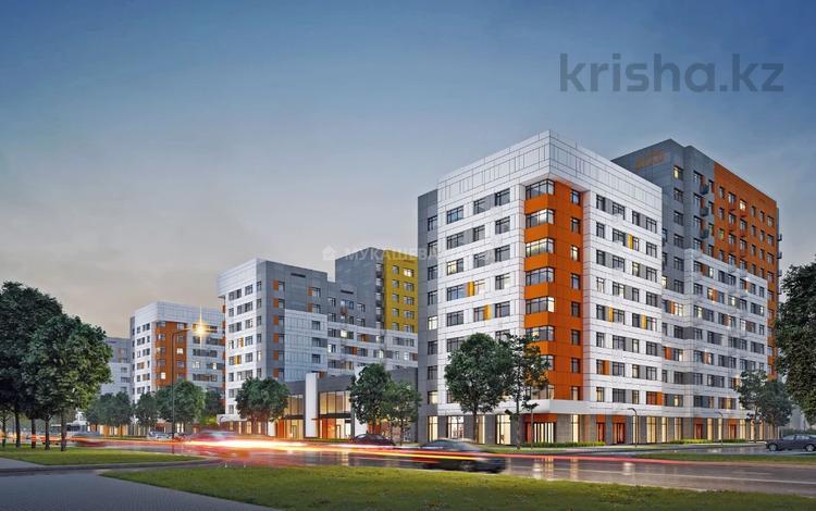 3-комнатная квартира, 81.41 м², 15 этаж, Е-22 2 — E-51 за ~ 23 млн 〒 в Нур-Султане (Астана), Есиль р-н