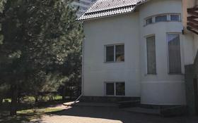 7-комнатный дом помесячно, 300 м², 12 сот., Розыбакиева — проспект Аль-Фараби за 750 000 〒 в Алматы, Бостандыкский р-н