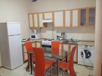 2-комнатная квартира, 85 м², 4/9 этаж посуточно, Достык за 15 000 〒 в Алматы