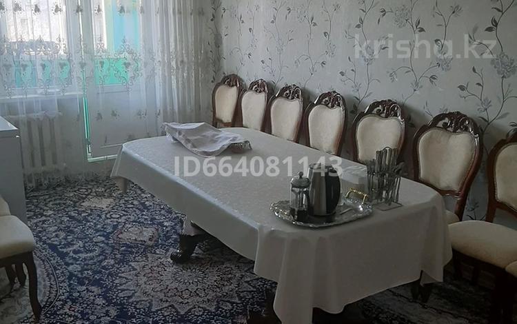 4-комнатная квартира, 74.4 м², 4/5 этаж, Самал 40 за 18.5 млн 〒 в Талдыкоргане