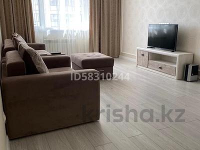 2-комнатная квартира, 70 м², 3/9 этаж помесячно, Е-49 3 — Туран и Сагынак за 250 000 〒 в Нур-Султане (Астана), Есиль р-н — фото 3