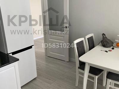 2-комнатная квартира, 70 м², 3/9 этаж помесячно, Е-49 3 — Туран и Сагынак за 250 000 〒 в Нур-Султане (Астана), Есиль р-н — фото 5