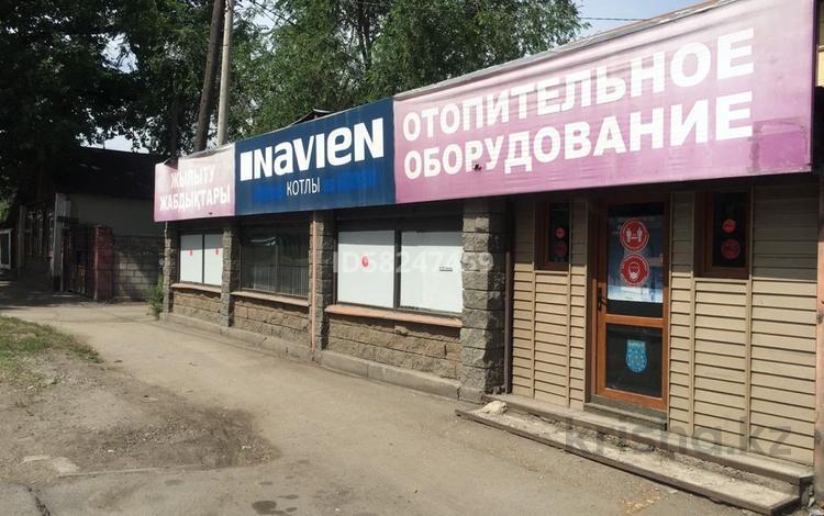 Магазин площадью 200 м², Татибекова 40 — Сазановская 1 за 57 млн 〒 в Алматы, Медеуский р-н