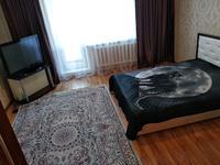 1-комнатная квартира, 45 м², 2/10 этаж по часам, мкр Юго-Восток, Степной 4 2 — Муканова за 1 000 〒 в Караганде, Казыбек би р-н