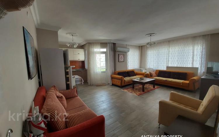 3-комнатная квартира, 100 м², 3/5 этаж, Konyaaltı Hurma 251 sokak 4 за ~ 32.1 млн 〒 в Анталье