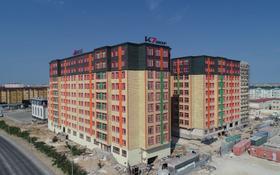 1-комнатная квартира, 53.57 м², 7/10 этаж, 31Б мкр 27 за ~ 9.6 млн 〒 в Актау, 31Б мкр