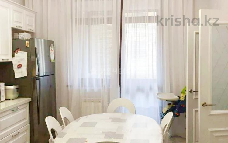 4-комнатная квартира, 145 м², 5/7 этаж, Митина 4 — проспект Достык за 159 млн 〒 в Алматы, Медеуский р-н