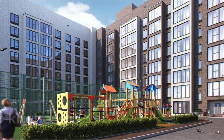 3-комнатная квартира, 91.45 м², 22-4 улица 3 за ~ 26.6 млн 〒 в Нур-Султане (Астана), Есиль р-н
