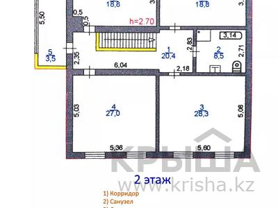8-комнатный дом, 250 м², 12 сот., Валиханова 33 за 50 млн 〒 в Жезказгане — фото 9
