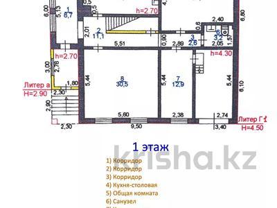8-комнатный дом, 250 м², 12 сот., Валиханова 33 за 50 млн 〒 в Жезказгане — фото 8