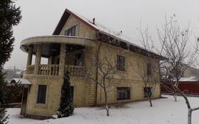 5-комнатный дом помесячно, 450 м², 6 сот., Мкр Хан Тенгри 80 за 500 000 〒 в Алматы, Бостандыкский р-н