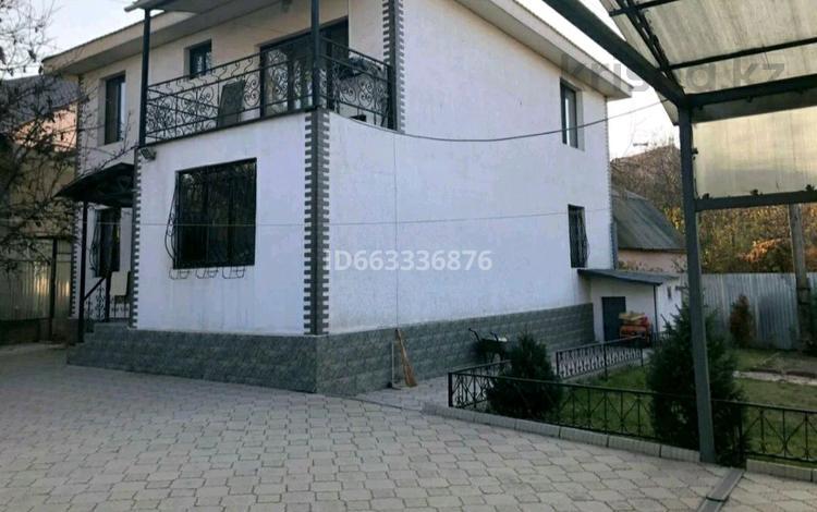 4-комнатный дом, 161 м², 6 сот., мкр Тастыбулак, Аксайская улица за 43 млн 〒 в Алматы, Наурызбайский р-н