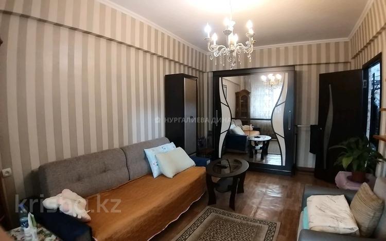 1-комнатная квартира, 33.8 м², 2/5 этаж, Жандосова за ~ 19.3 млн 〒 в Алматы, Бостандыкский р-н