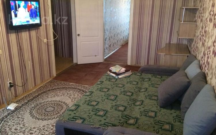 2-комнатная квартира, 44 м², 4/5 этаж посуточно, 9 мкр 13 — Чкалова за 7 000 〒 в Костанае