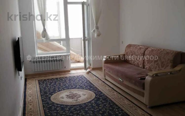 3-комнатная квартира, 101.8 м², 4/7 этаж, Кабанбай батыра 60/15 за 41.5 млн 〒 в Нур-Султане (Астана), Есиль р-н