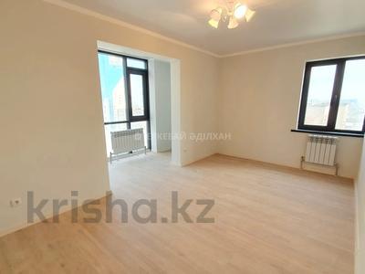 2-комнатная квартира, 65 м², 11/17 этаж, Толе би 185А — Ауэзова за 37 млн 〒 в Алматы, Алмалинский р-н