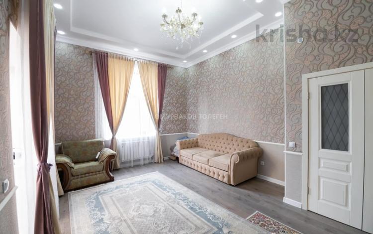 2-комнатная квартира, 68.24 м², 1/7 этаж, Ахмета Байтурсынова 43 за 23 млн 〒 в Нур-Султане (Астана), Алматы р-н