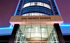 2-комнатная квартира, 100 м², 16/25 этаж помесячно, проспект Туран 37/9 — Rixos Khan Shatyr Residences за 400 000 〒 в Нур-Султане (Астана), Есиль р-н