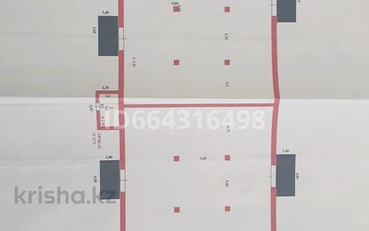 Склад бытовой , 41-й разъезд 785 за 50 млн 〒 в Актобе