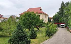 6-комнатный дом помесячно, 587 м², 40 сот., мкр Баганашыл, Мкр Баганашыл 116 за 800 000 〒 в Алматы, Бостандыкский р-н