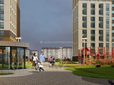 1-комнатная квартира, 39.24 м², 16 этаж, Мухамедханова — 306 за ~ 13.7 млн 〒 в Нур-Султане (Астана), Есиль р-н — фото 24