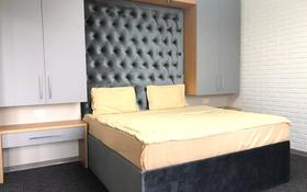 1-комнатная квартира, 48 м², 6/16 этаж по часам, Навои 37 — Жандосова за 2 500 〒 в Алматы