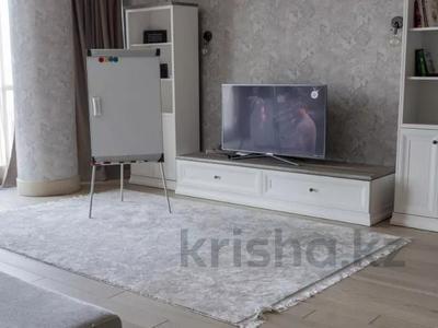 3-комнатная квартира, 130 м², 12/25 этаж помесячно, проспект Туран — Сыганак за 400 000 〒 в Нур-Султане (Астана) — фото 12